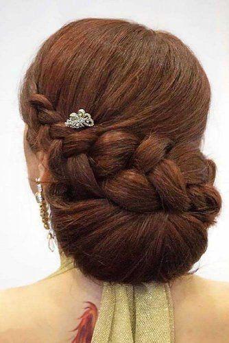 42 Wedding Hairstyles – Romantic Bridal Updos