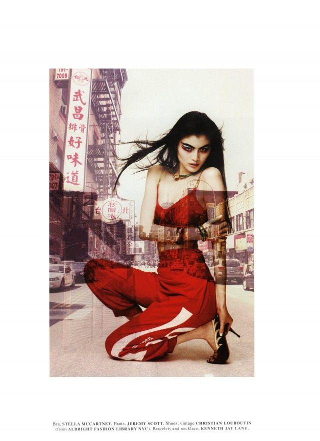 Dossier,Fall-winter 2011,Hair Stylist Shin Arima