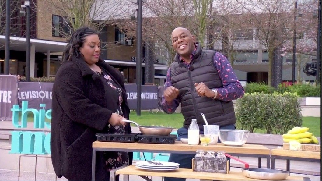 Ainsley Harriott's foolproof pancake recipe in 2020 ...