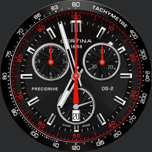 Certina 1888 Archives Watch Faces For Samsung Gear S2 S3 Android Wear Samsung Watches Apple Watch Faces Android Watch Faces