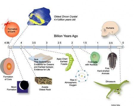 Diagram Of Evolution Timeline Heart Without Labels Big Bang For Kids Hs Prehistory Pinterest
