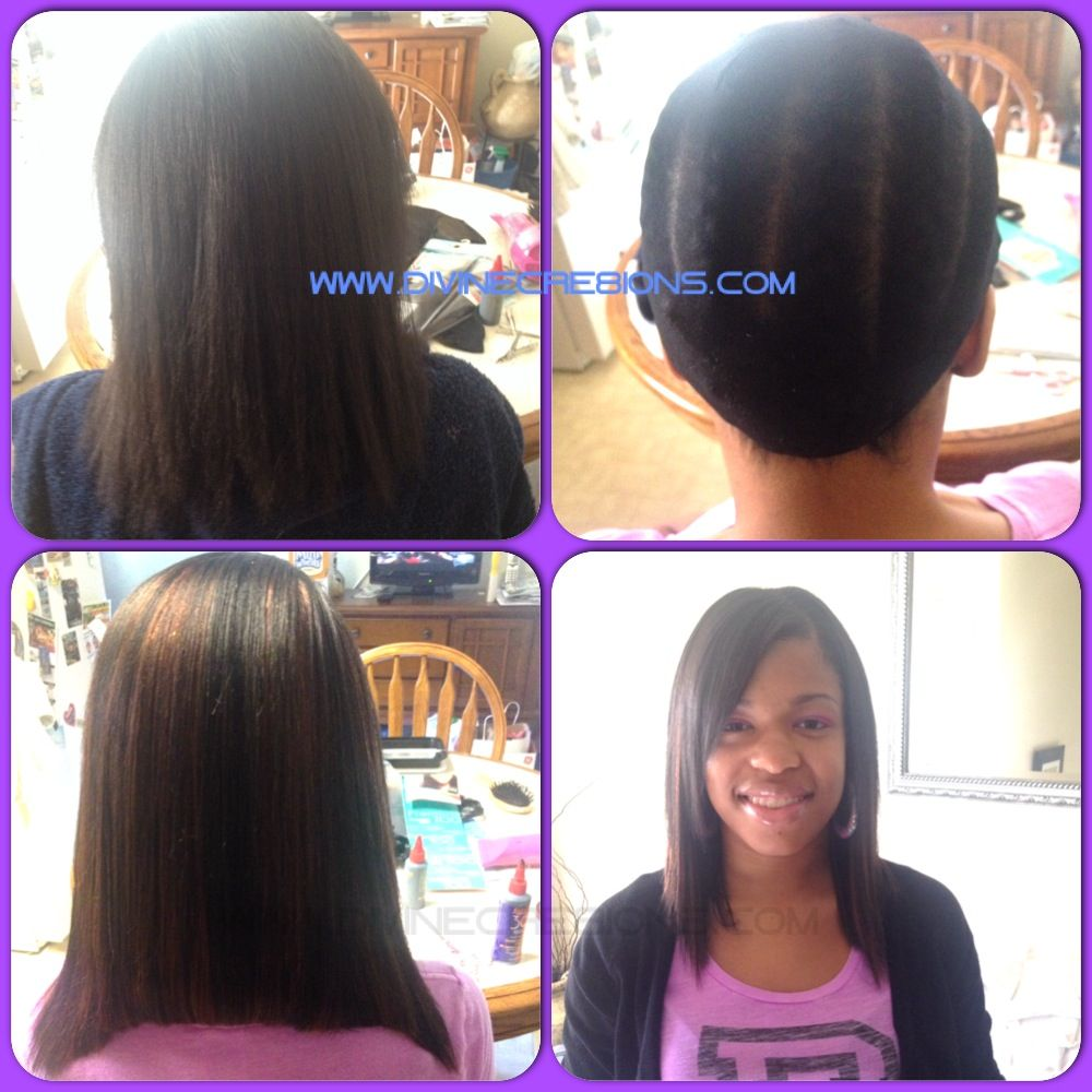 Angled bob quick weave weave longhair braids hair hairstyles