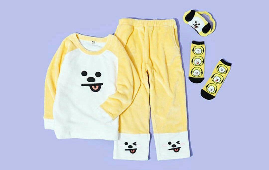Bt21 Pajamas Chimmy Bt21 Bts Things Pinterest Bts Kpop And