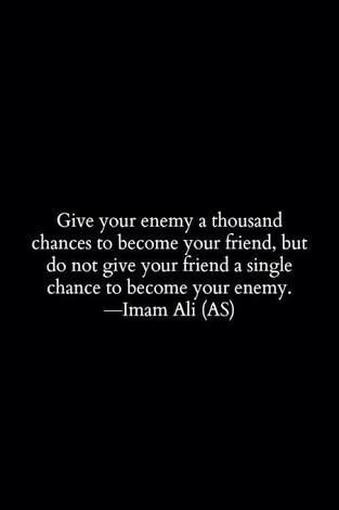 30 Islamic Quotes About Enemies In Islam | Islamic quotes ...
