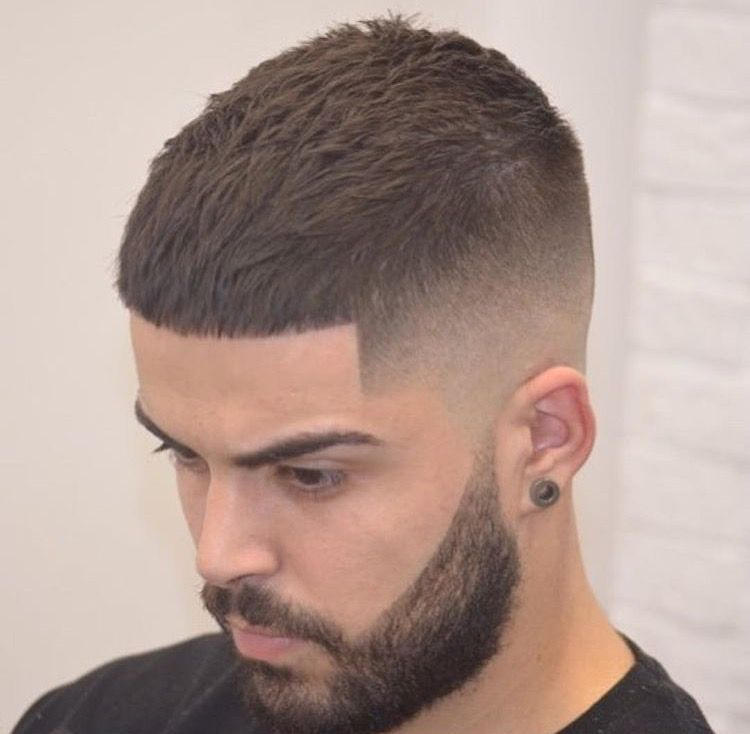 Fade With Cropped Top For Him In 2019 Hair Cuts Hair Hair Styles