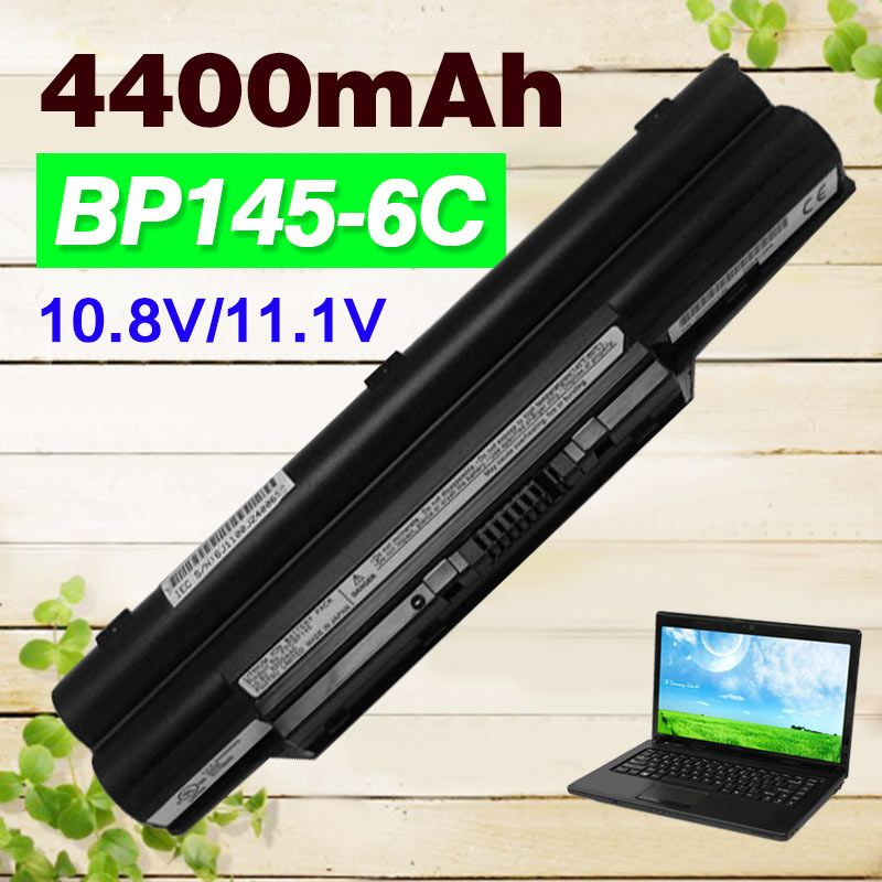 Apexway 4400mah 10 8v Laptop Battery For Fujitsu Biblo Mg50s Mg55u Mg55s Mg75sn Fmvnbp146 Fpcbp145 Fpcbp145ap S Dell Inspiron Laptop Battery Laptop Accessories