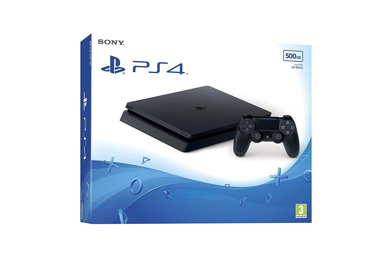 Sony Playstation 4 Ps4 Console Slim 500go Manette Ps4 Console De Jeu