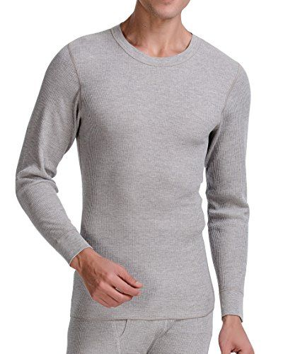 CYZ Men's Thermal Long Sleeve Crew Top-Grey-S CYZ Collection https://www.amazon.com/dp/B00VRC3C3M/ref=cm_sw_r_pi_dp_x_hCuUybXX8RM6T