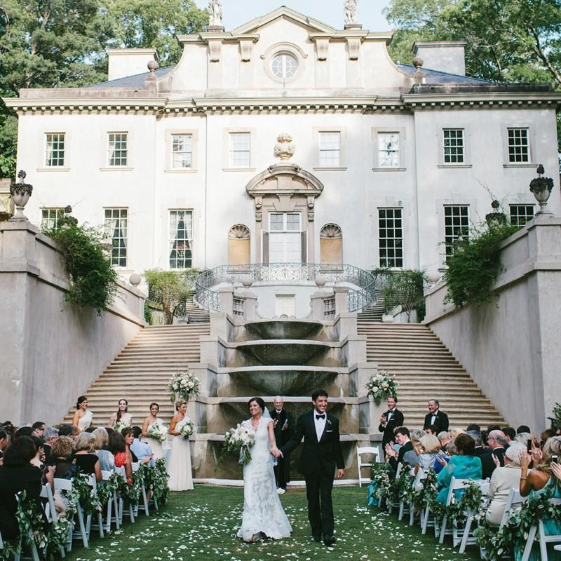 European Style Wedding Venues In Every State