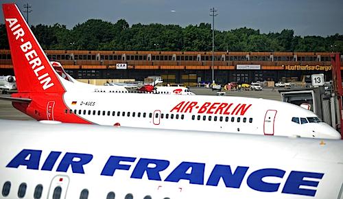 Air France Wants Air Berlin Alliance Change | Aviation | Pinterest ...