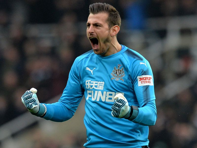 Martin Dubravka Slovakia Player Profile Sky Sports