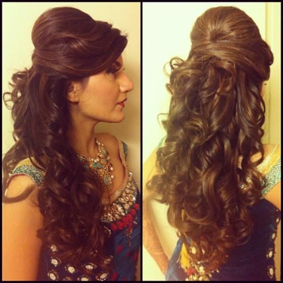 Indian Hairstyles Alluring 50 Best Indian Hairstyles You Must Try In 2017  Indian Hairstyles