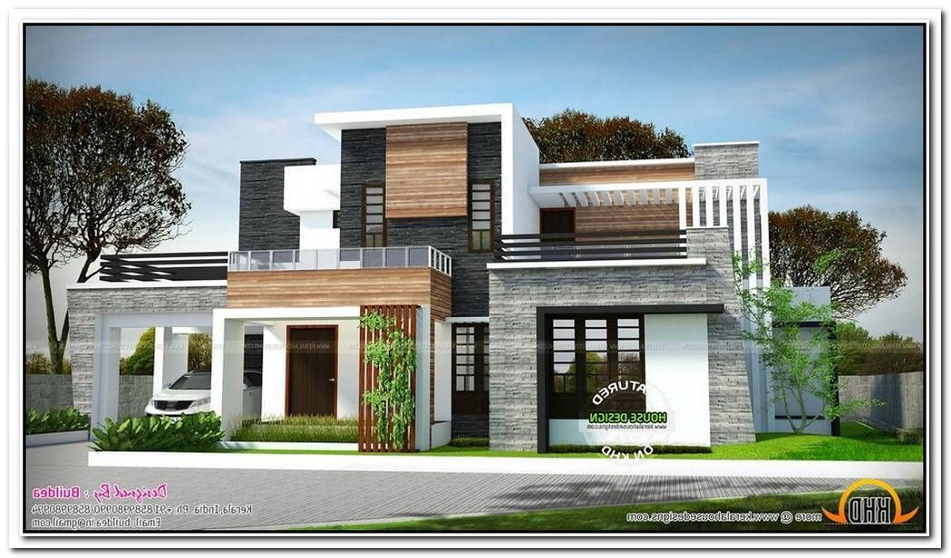 Design Ideas For Flat Roofed Buildings In 2020 Kerala Houses