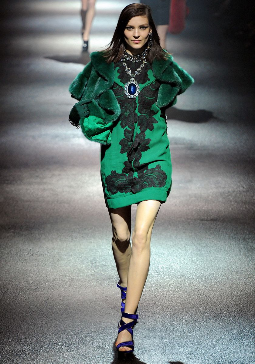 Show report: Lanvin AW'12