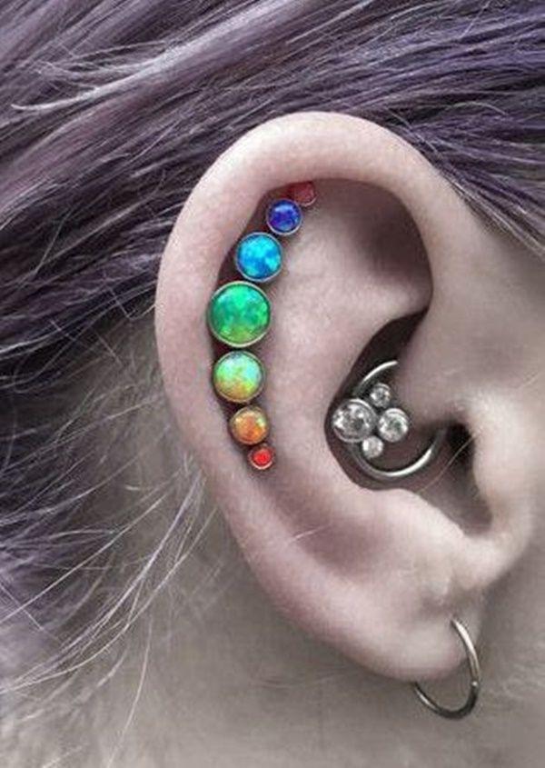90 Helix Piercing-Ideen für Ihr trendigstes Selbst