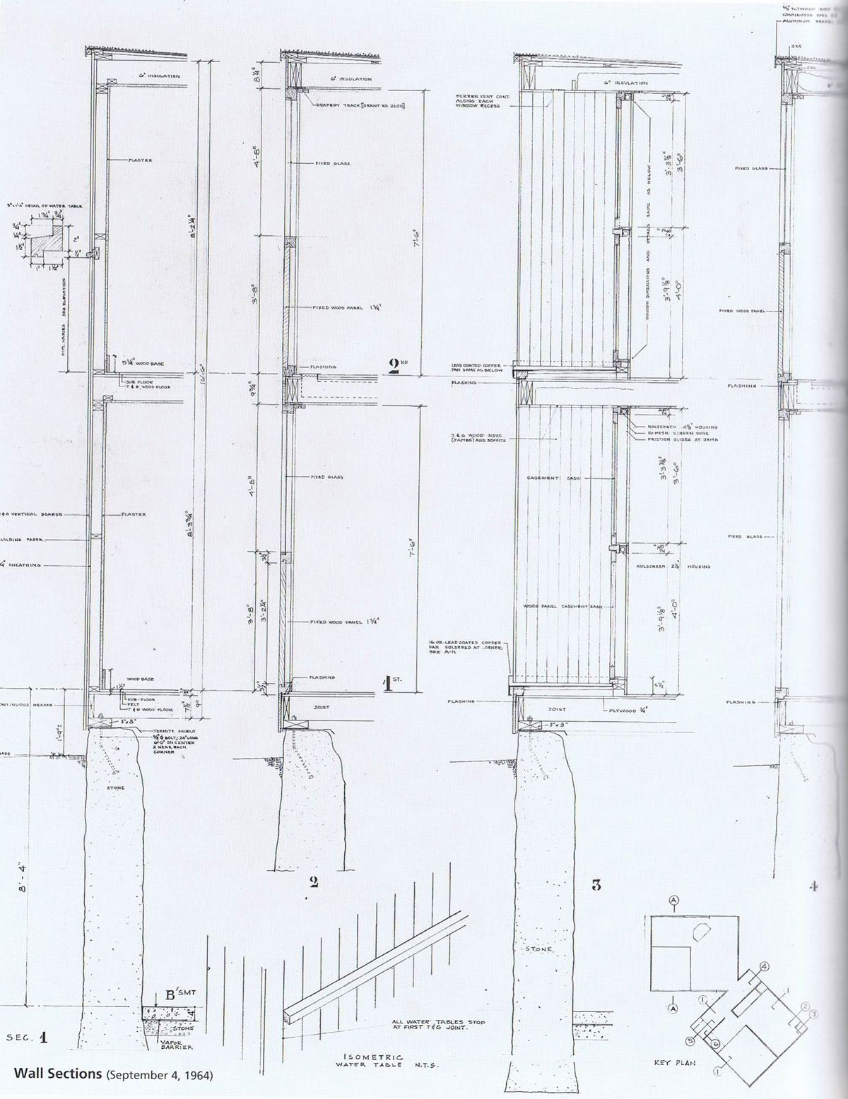 ... Plan House Interior Louis Kahn U003e Fisher House Hic Arquitectura  Detail Drawings ...