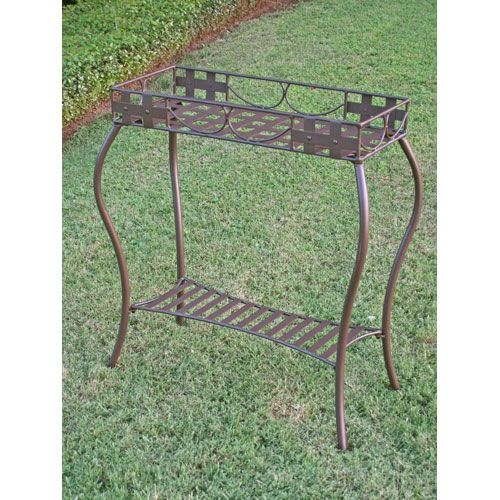 Plant Stands For In Front Of Windows Plant Stands Outdoor Iron