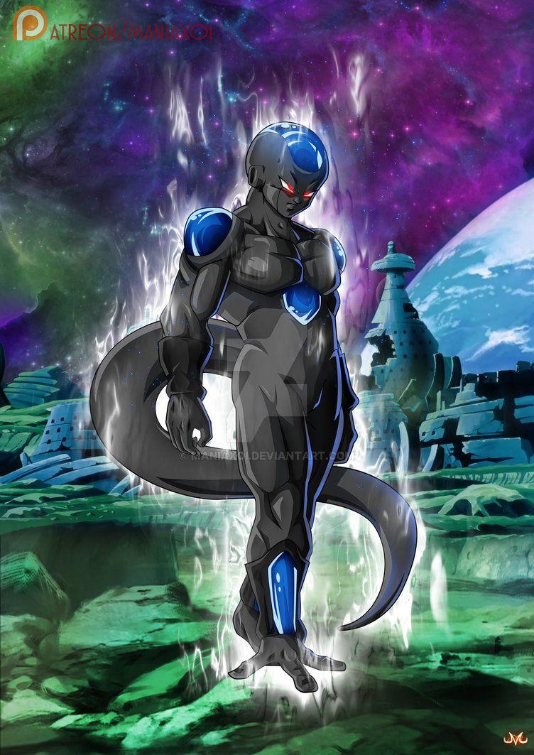 OC : Danieru by Maniaxoi | Anime dragon ball super, Dragon