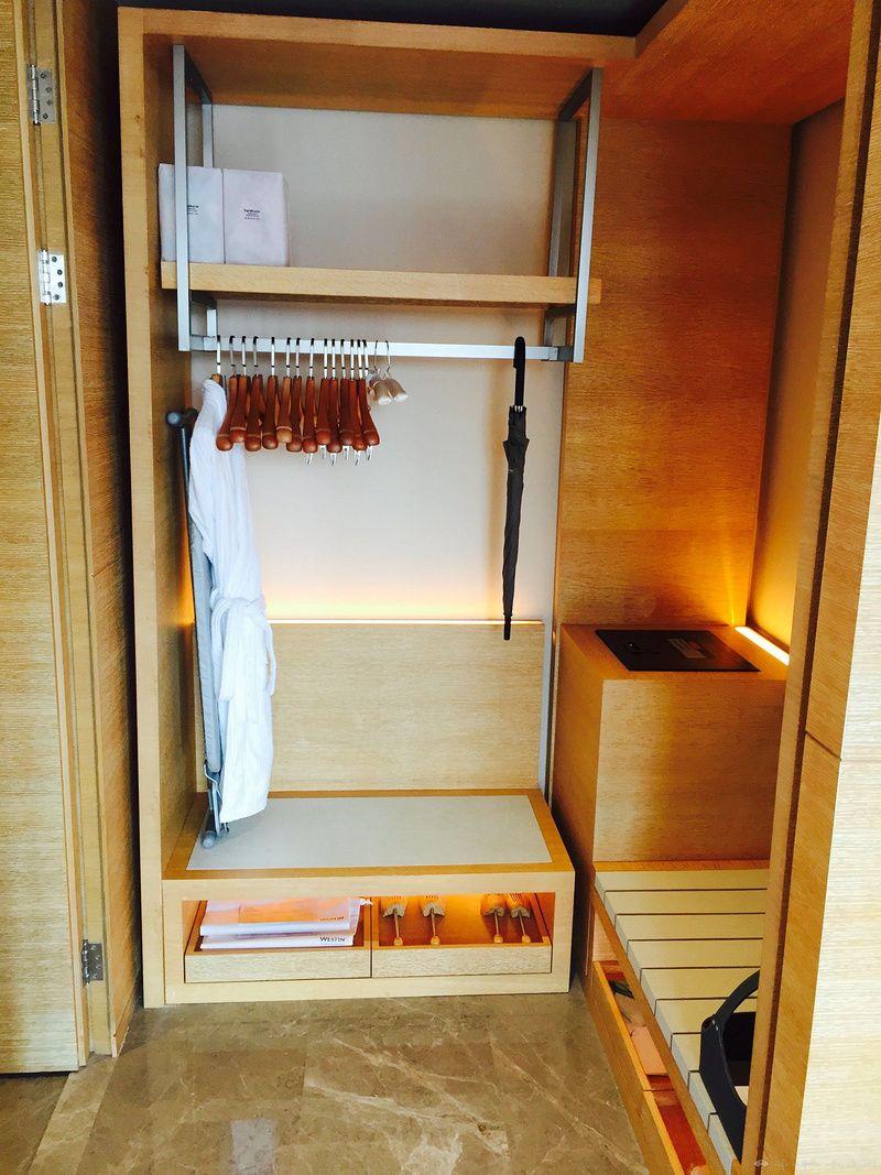 Hotel Guest Room Design: クローク, 家具, 酒店