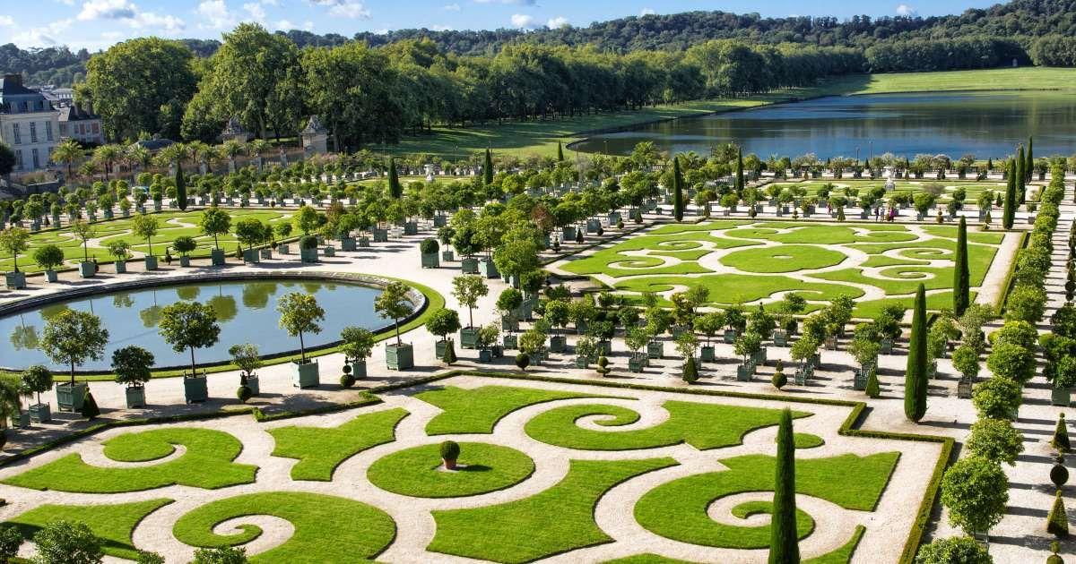 絵画に迷い込んだよう 世界で最も美しい庭園 20選 Versailles Garden Versailles Field