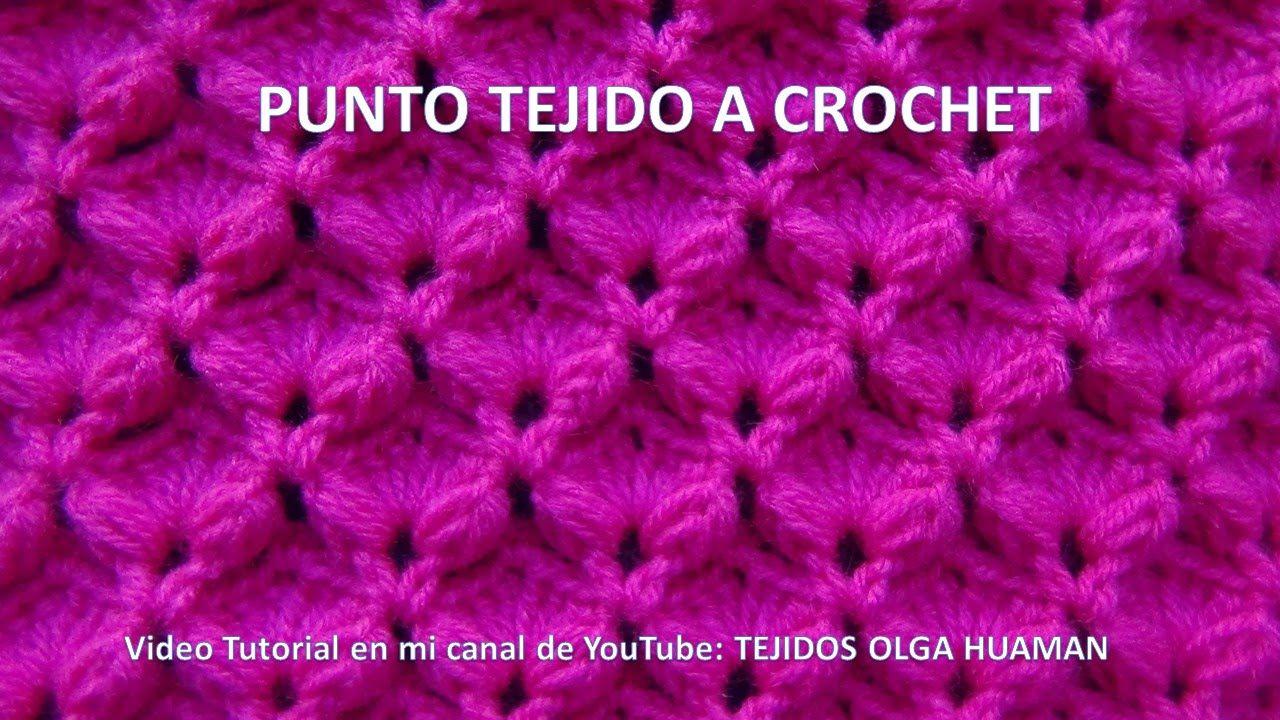 Pin de Silvia Machadinho en Puntos crochet | Pinterest | Cobijas ...