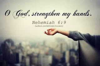 Image result for nehemiah 6 9