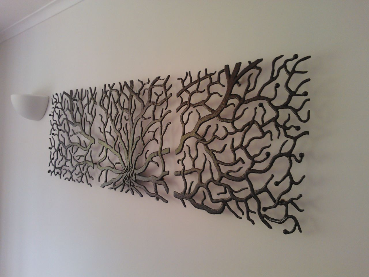 Pin by tohotan alexandru on decorative walls pinterest metal