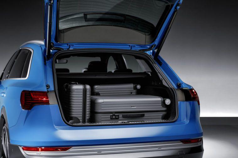 Audi S First All Electric E Tron Suv Launches With Alexa Audi E