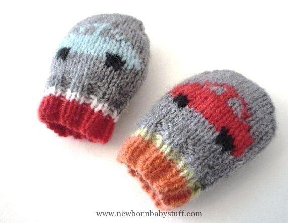 Baby Mitten Pattern Knitting Gallery Handicraft Ideas Home Decorating