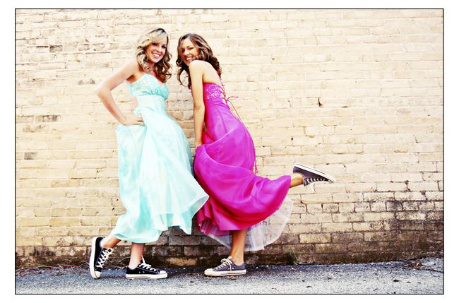 Dress With Converse Prom Pinterest Prom Prom Dresses And Dresses