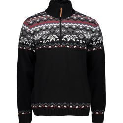 Reduced autumn fashion for men Reduced autumn fashion for men Cmp M Knitted Sweater 2  485052545658  Black  Men Flli Campagnoloflli Campagnolo STEPBYSTEP INSTRUCTIONS and