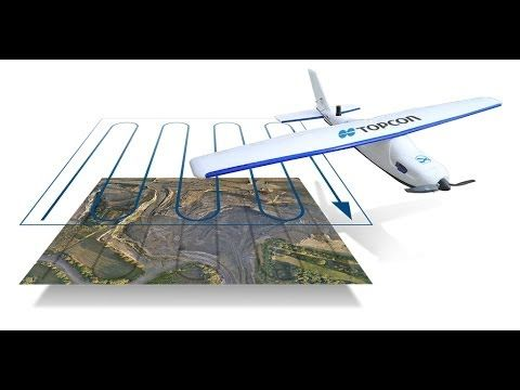 Topcon Releases Two New UAS for Aerial Mapping, Touts RTK Solution