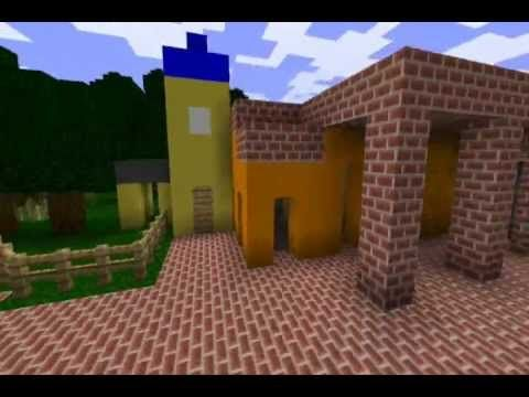 Disneys Magic Kingdom Minecraft FULL PARK With Download - Mcmagic us map download