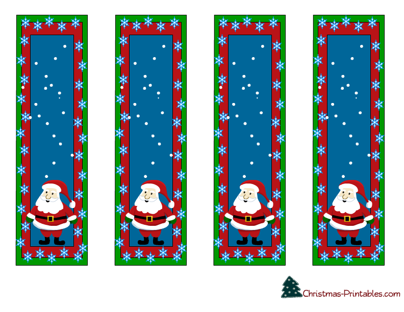 christmas bookmarks 1png