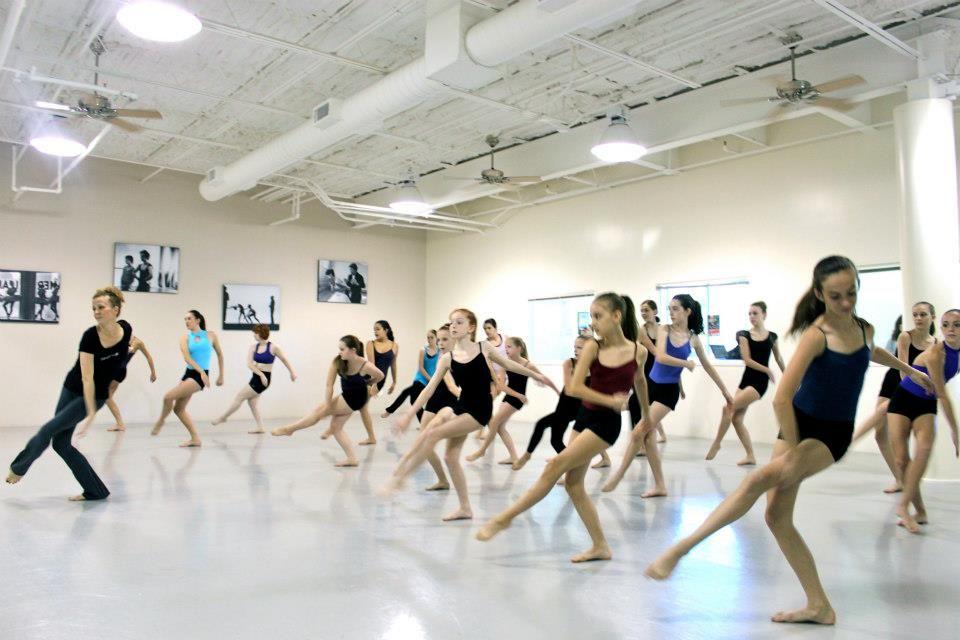 Broadway star elizabeth parkinson teaches a master class