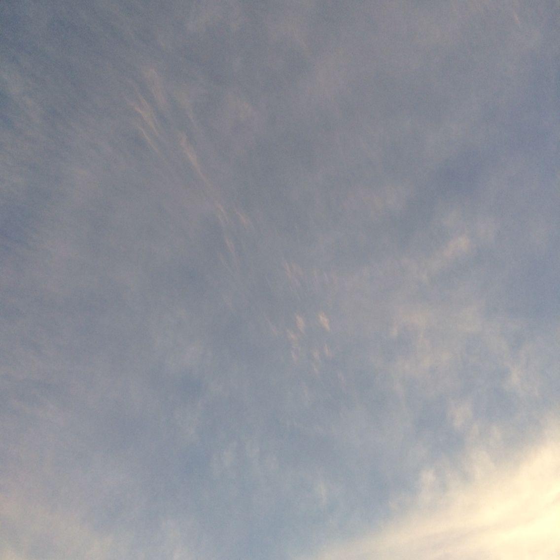 2015년 5월 22일의 하늘