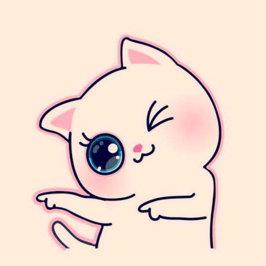 картинки милых котят с милыми глазками поэтапно названия