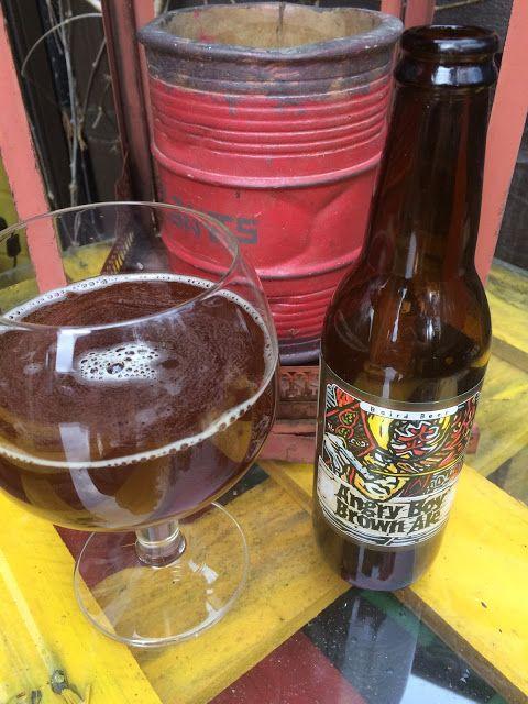 Baird Beer Angry Boy Brown Ale