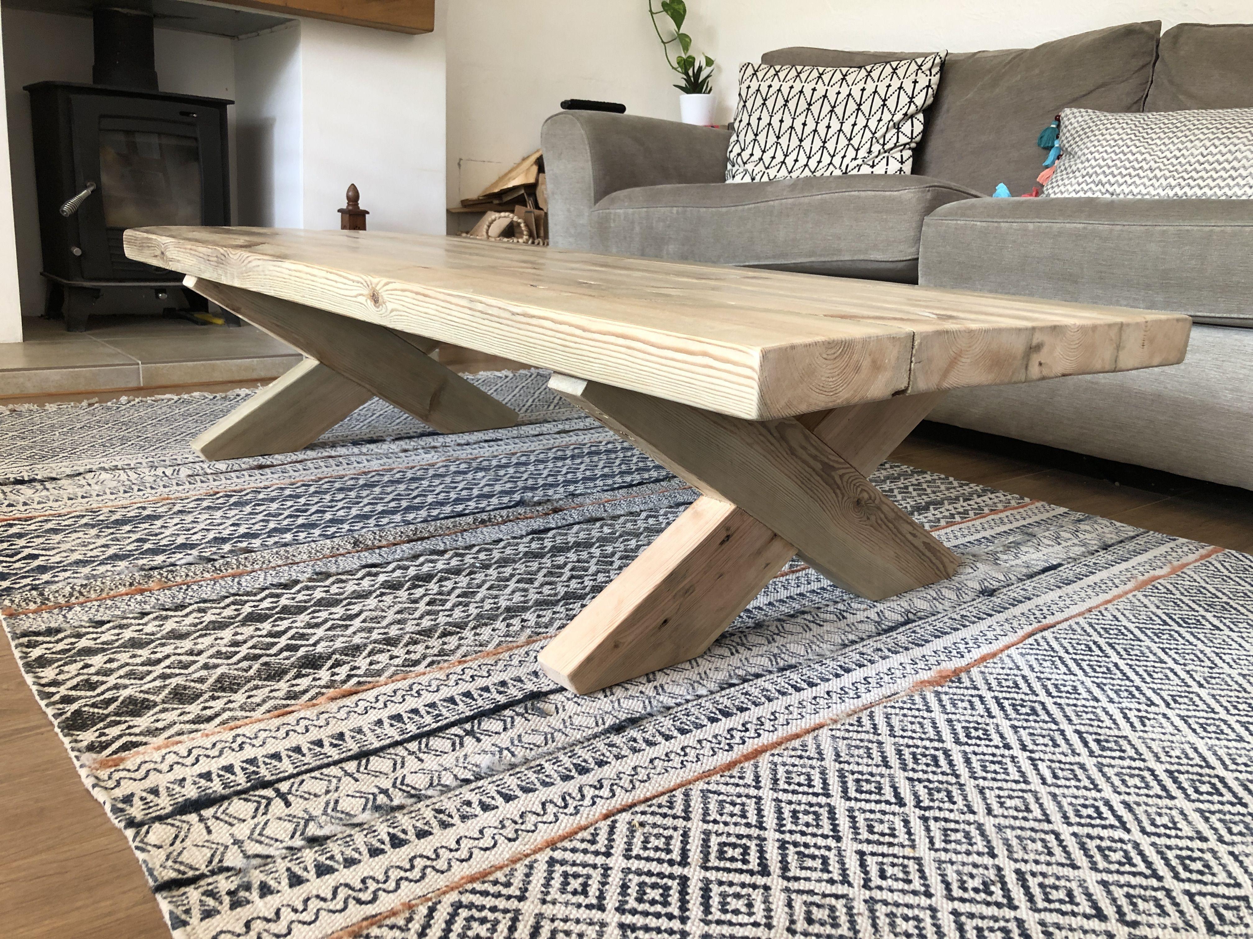 Super Chunky Rustic Coffee Table Rustic Coffee Tables Handmade Coffee Table Coffee Table [ 3024 x 4032 Pixel ]