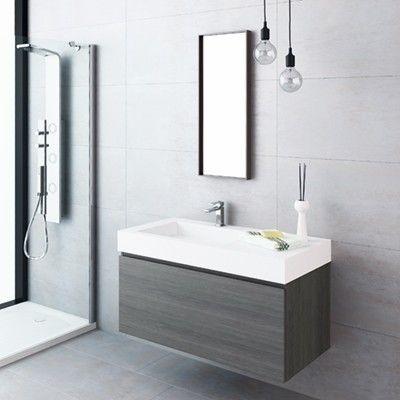 Lsh Vanity Option Porcelanosa Revel Vanity Bathroom