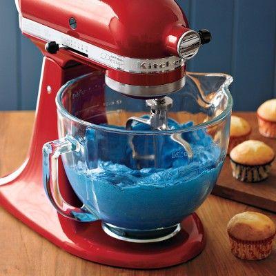 KitchenAid® Stand Mixer Glass Bowl Attachment | Christmas ...