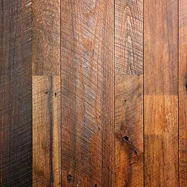 reclaimed carolina rustic oak wide plank flooring Budget Homes - losetas tipo madera