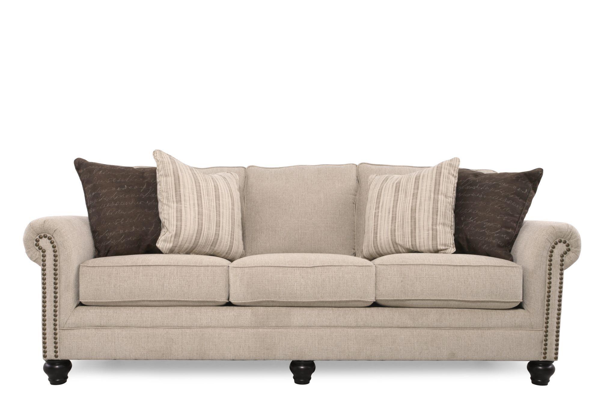 $498 454 for loveseat Ashley Milari Linen Sofa