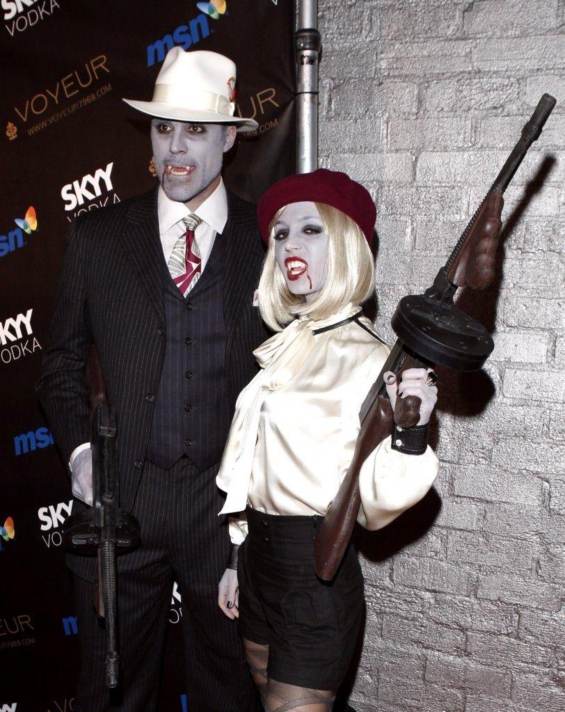 Heidi Klum's 10th Annual Halloween Party | Very Best Halloween ...