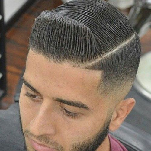 taper fade haircut arten von