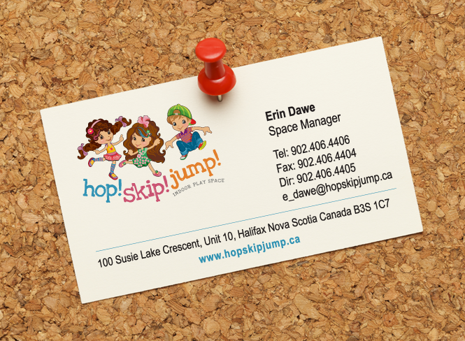 Business card design for kids company by new design group business card design for kids company by new design group reheart Gallery