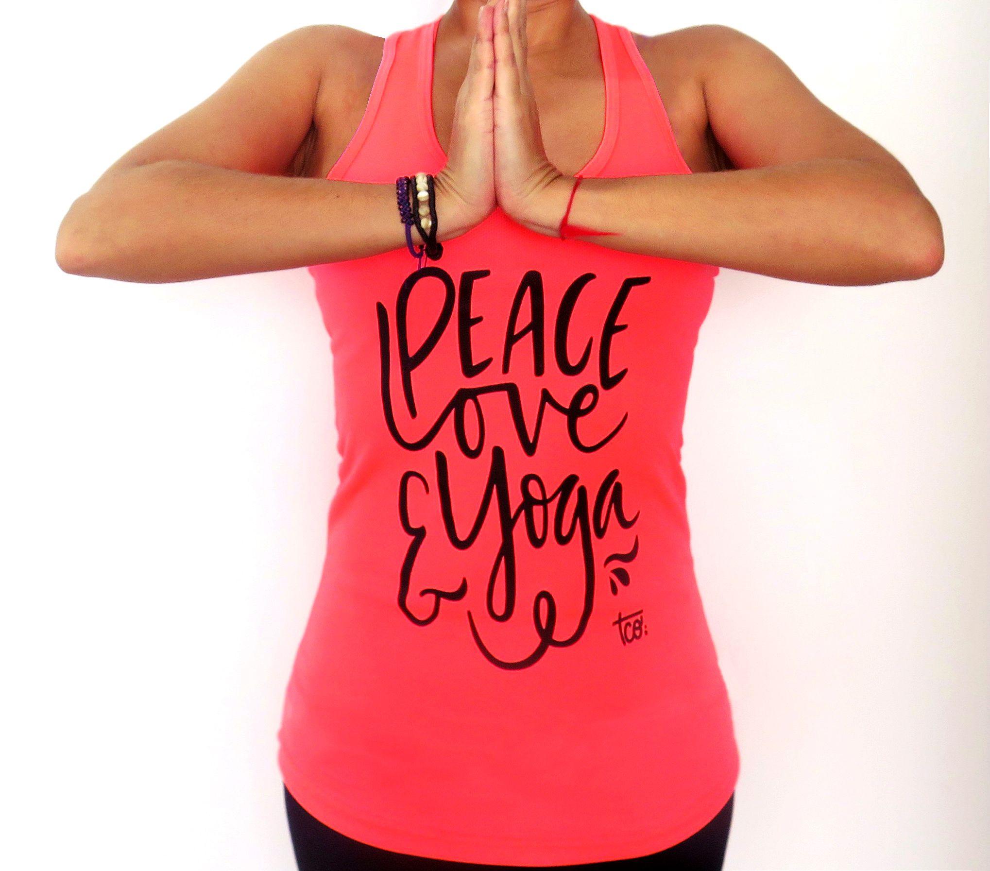 Peace, Love & Yoga