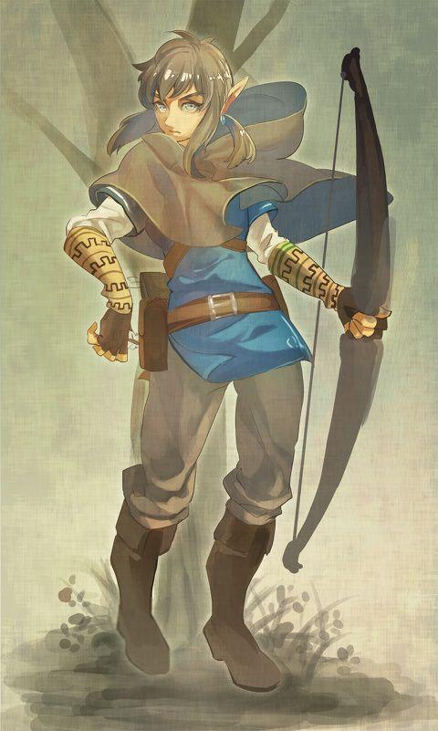 Link WiiU