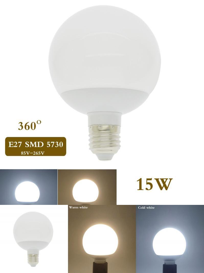 Visit To Buy 1x Led Lamp E27 Led Bulb Light B22 7w 9w 15w 110v 220v 85 265v Real Watt Smd5730 Aluminum Cooling Hig Led Candle Lights Spotlight Bulbs Led Bulb