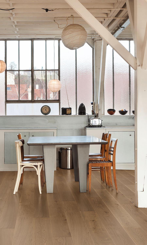 Eine kleine aber feine Küche im Shabby Chic / Vintage Style mit ...